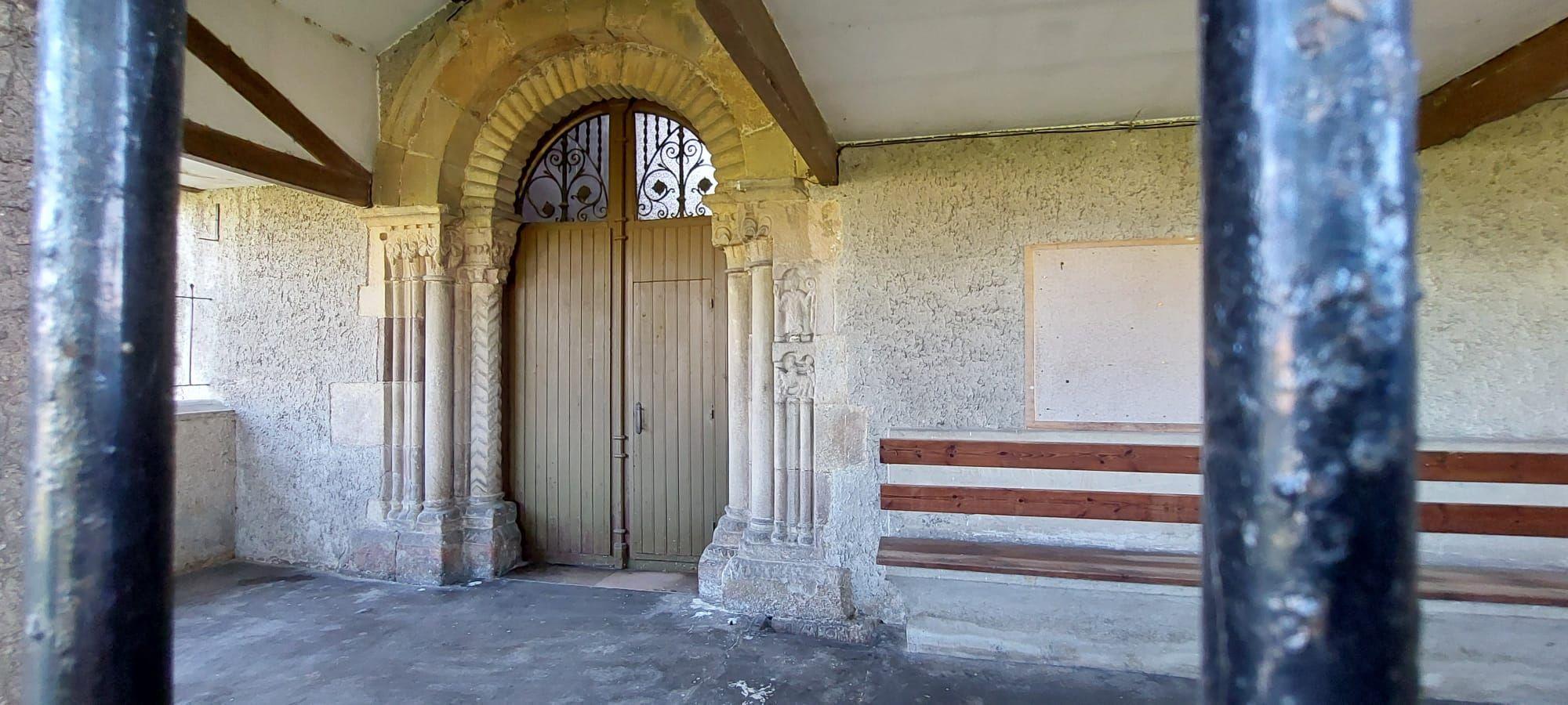 Iglesia de San Martín de Argüelles
