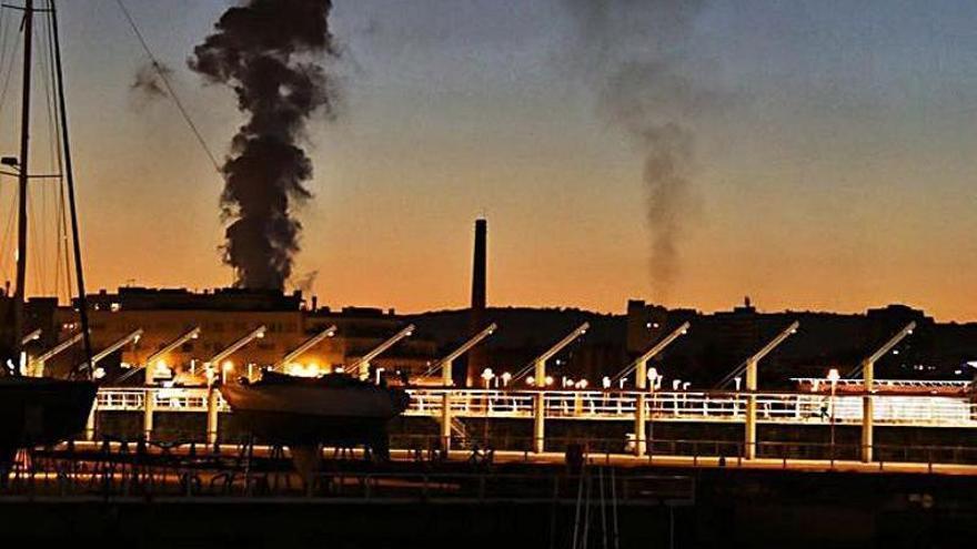 Las alertas de polución en la zona oeste correrán a cargo del Ayuntamiento