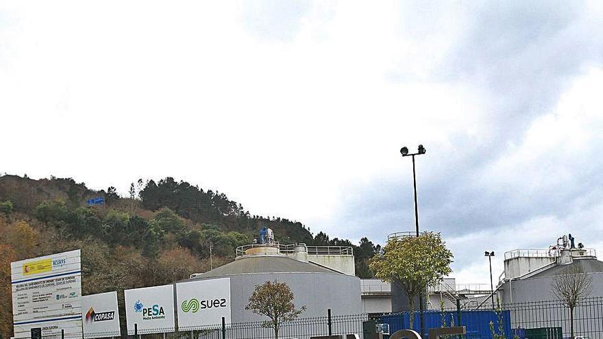La depuradora de Reza transformará lodos y residuos orgánicos en recursos para la industria