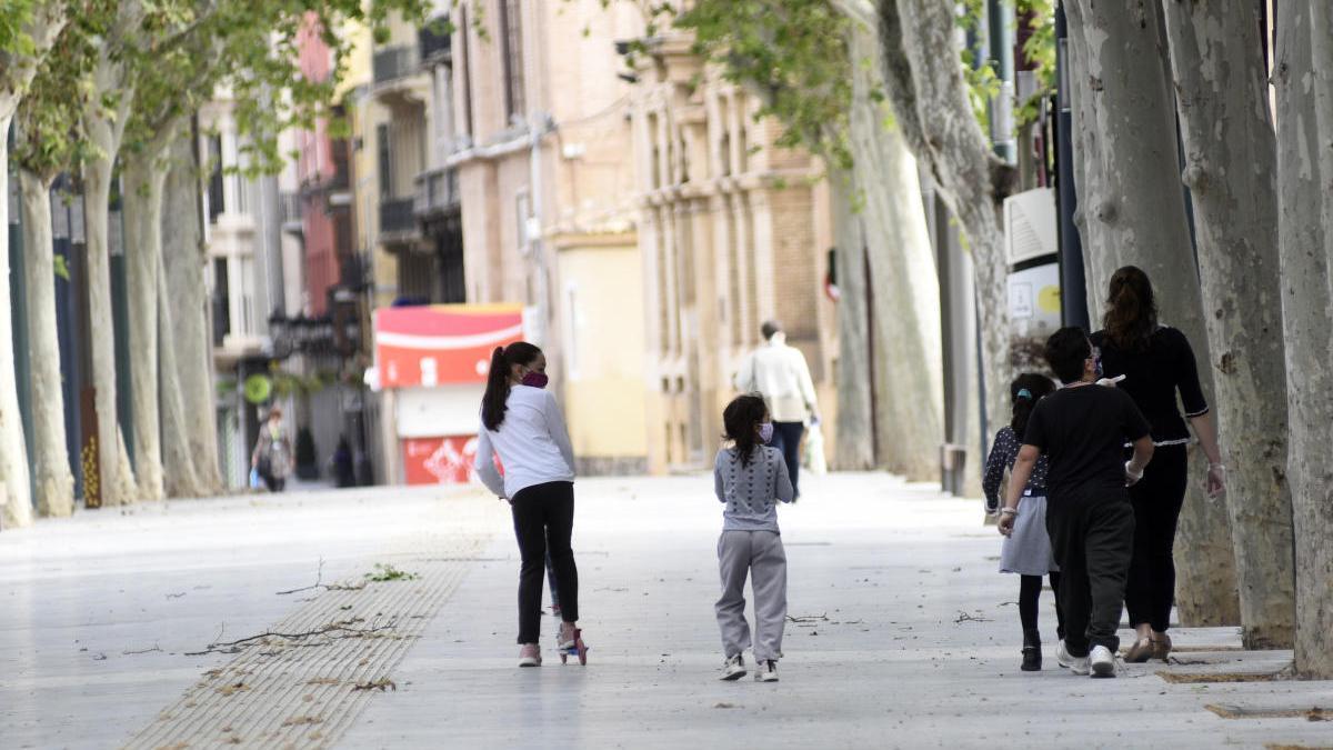 Murcia cumple todos los requisitos para iniciar la desescalada
