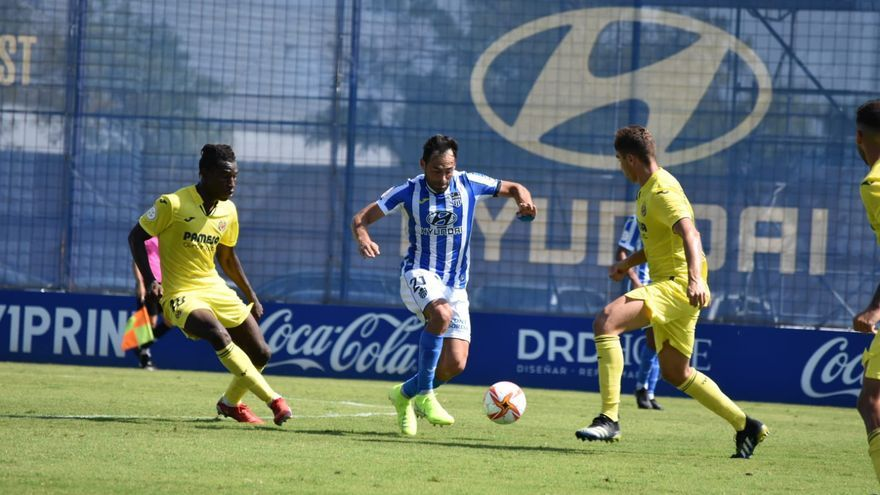 Tedioso empate entre Atlético Baleares y Villarreal B (0-0)