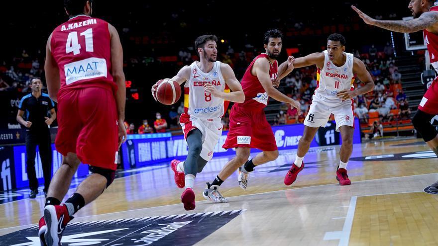 Brizuela pasa el primer corte y jugará con España en el Carpena