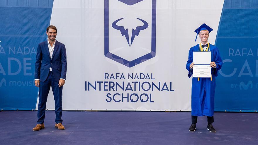 El colegio Rafa Nadal International School sigue creciendo
