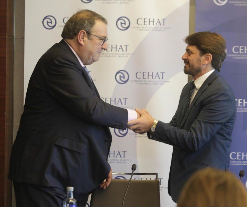Jorge Marichal, elegido presidente de la Confederación Española de Hoteles y Apartamentos