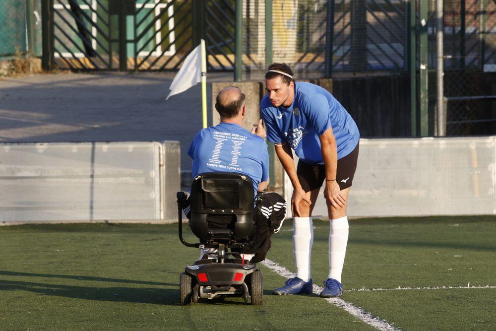José Carlos Álvarez un entrenador victorioso contra la ELA