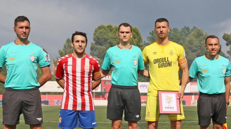 El defensa Sergi Solernou renova i serà el capità del Manresa a Tercera Divisió