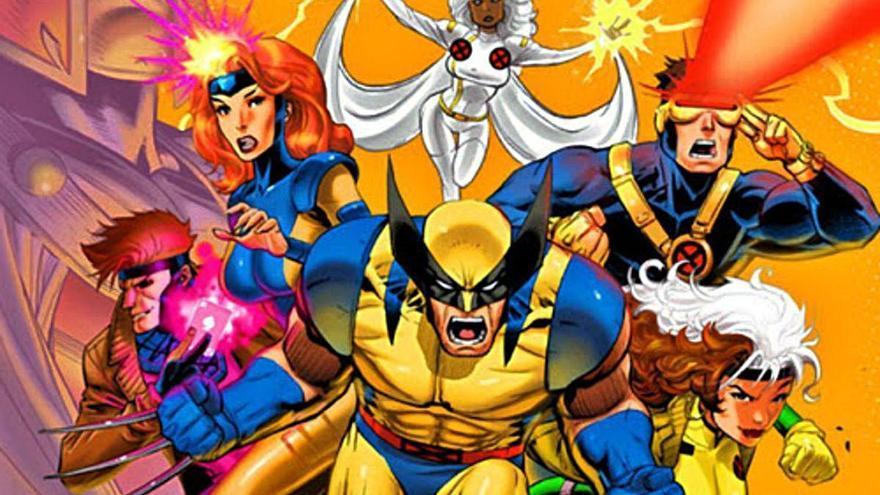 Disney prepara una nova versió de la sèrie d'animació «X-Men»