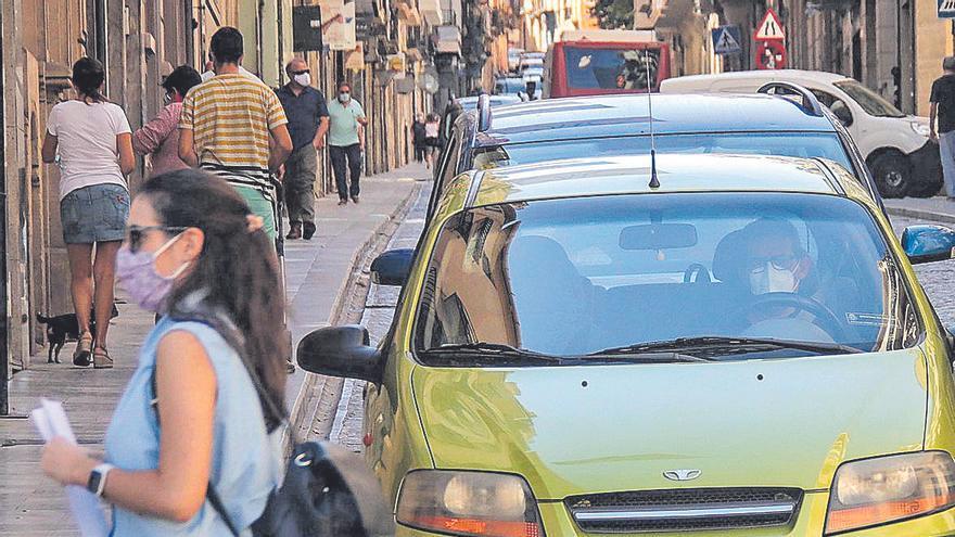 El Ayuntamiento de Alcoy cede a la presión vecinal y no peatonalizará ahora San Nicolás