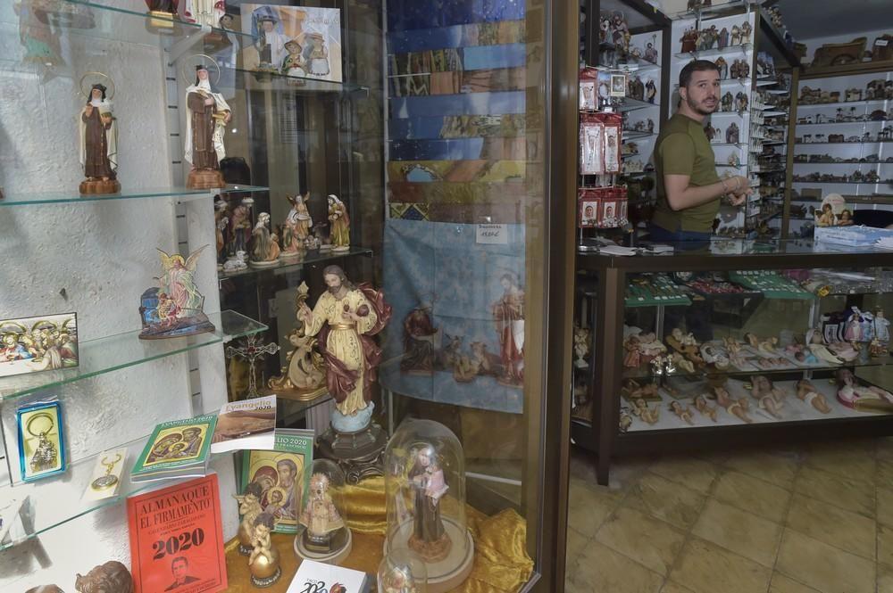 El Bazar Peregrina cumple 65 años