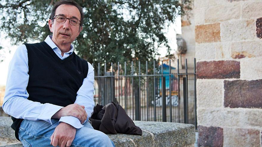 """Tomás Sánchez Santiago: """"Hay que contribuir a que Delhy Tejero no caiga en el olvido"""""""