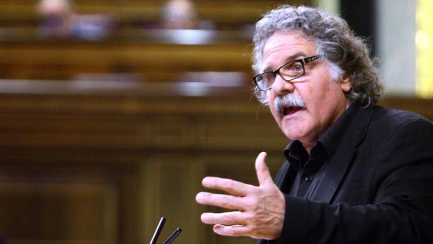 ERC confirma que Tardà no seguirá en el Congreso