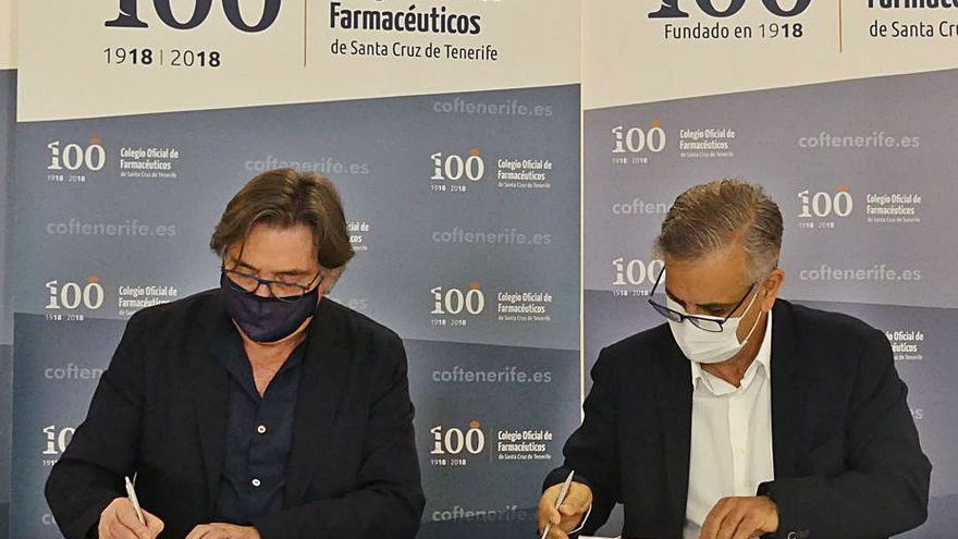 El Colegio de Farmacéuticos   se suma a Farmamundi en defensa de la salud global