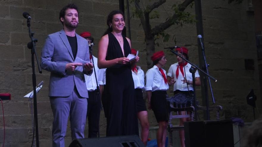 Un àcid pregó de La Coll@anada dona el tret de sortida a la Festa Major d'Igualada