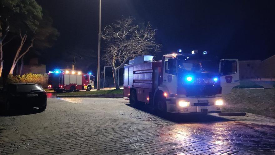 Investigan un incendio en un centro de acogida de menores en Melilla