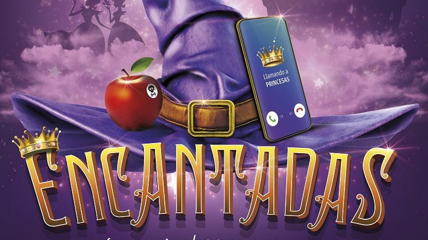 Acelera Producciones, «Encantadas, un musical para princesas»