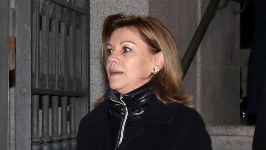 La exministra Cospedal 'ficha' por un bufete de abogados