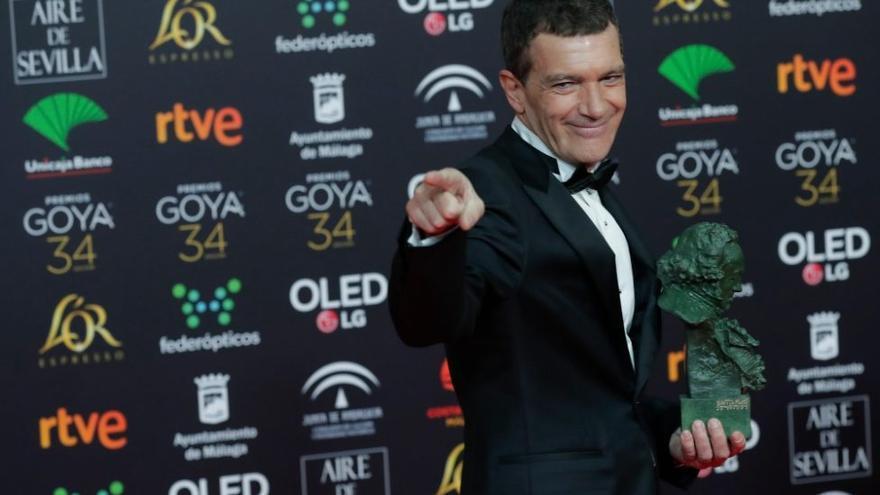 Antonio Banderas será el protagonista de una miniserie de crímenes en Italia