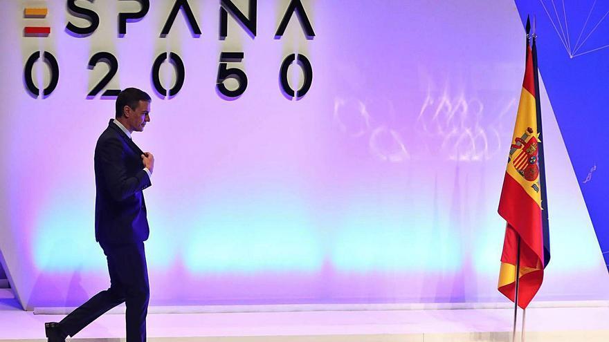 Així serà l'Espanya del 2050 que vol el Govern: atur al 7% i jornada de 35 hores