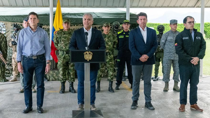 Cae Dairo Antonio Usuga, alias 'Otoniel', el narcotraficante más buscado de Colombia