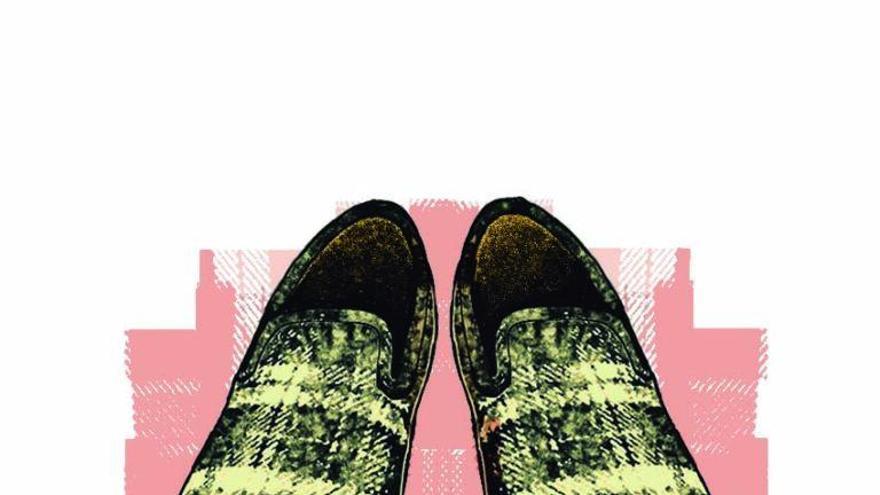 Zapatillas abiertas y alfombras sueltas, caídas de ancianos casi seguras