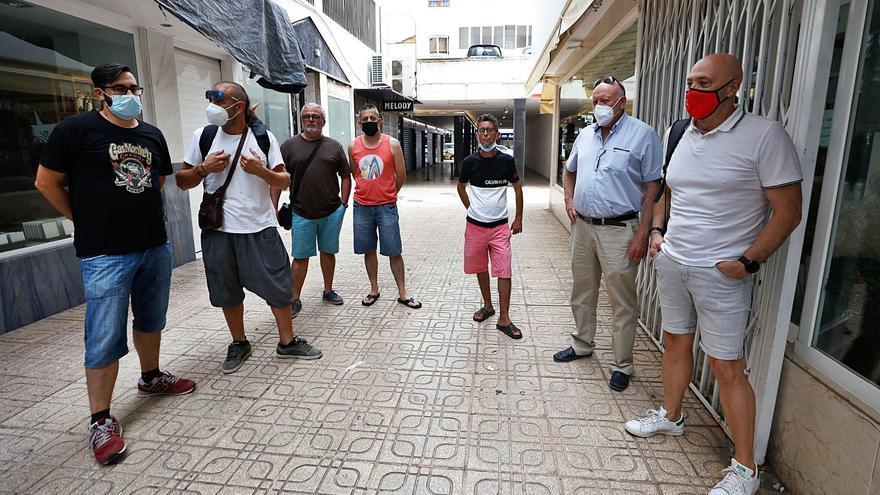 Intensas negociaciones para evitar la huelga de recogida de basura en Ibiza