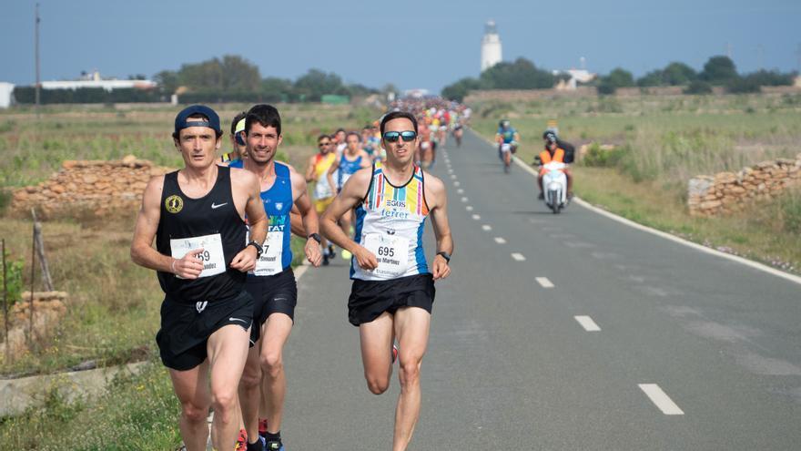 La Mitja Marató de Formentera pasa al 9 de octubre por la pandemia del covid