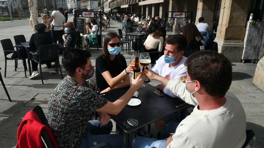 Todo el área sanitaria de A Coruña seguirá en nivel bajo de restricciones