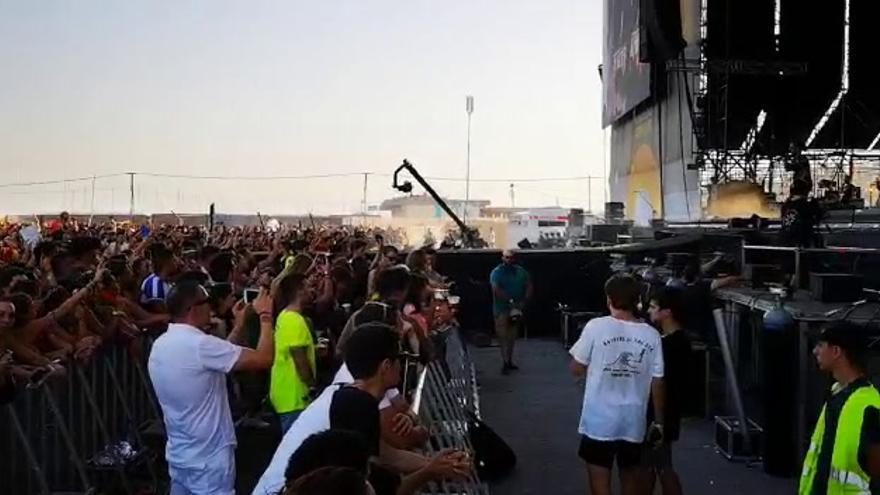 Los 'sounders' disfrutan del último día de festival