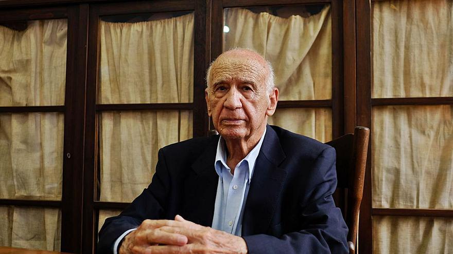 """Raimundo Martín: """"La Heredad era rentable porque era una fuente, hoy es un pozo"""""""