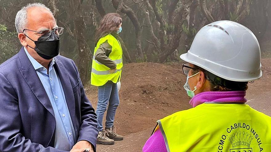 El Cabildo destina 1,4 millones a la lucha contra los incendios