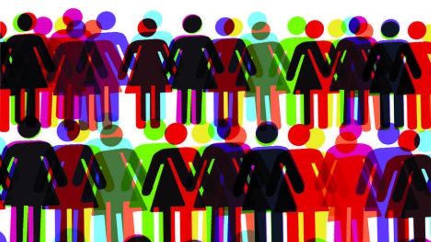 El derecho de la mujer a manifestarse