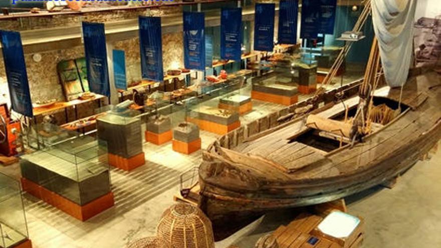 Visita guiada al Museu de la Pesca