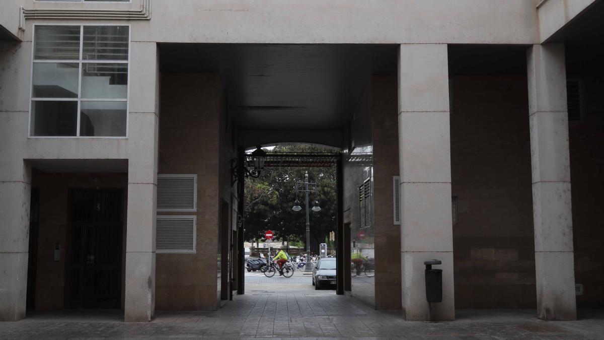 La València insólita en sus callejones sin salida.