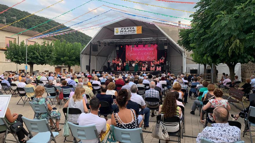 L'Ajuntament de Sant Jaume de Llierca fa una valoració molt positiva de la Festa Major d'enguany
