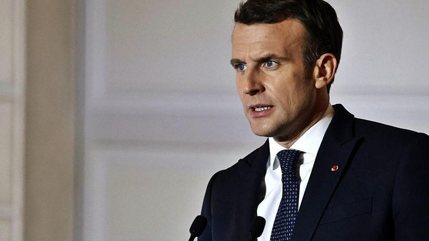 La relació amb l'Islam divideix el partit d'Emmanuel Macron
