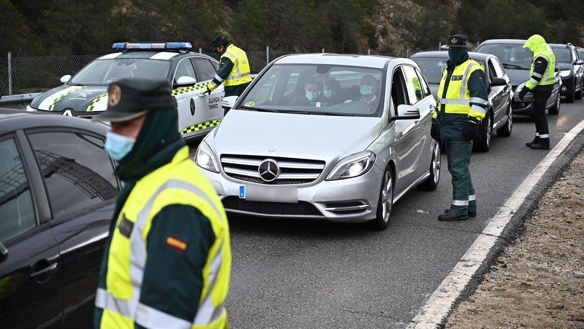 Una madre y sus dos hijos mueren en un accidente de tráfico.