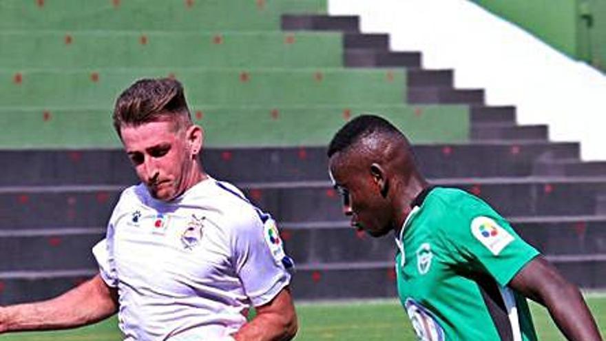 El gol de Jordan permite al Atlético Paso sumar su primera victoria en casa ante el Ibarra (1-0)