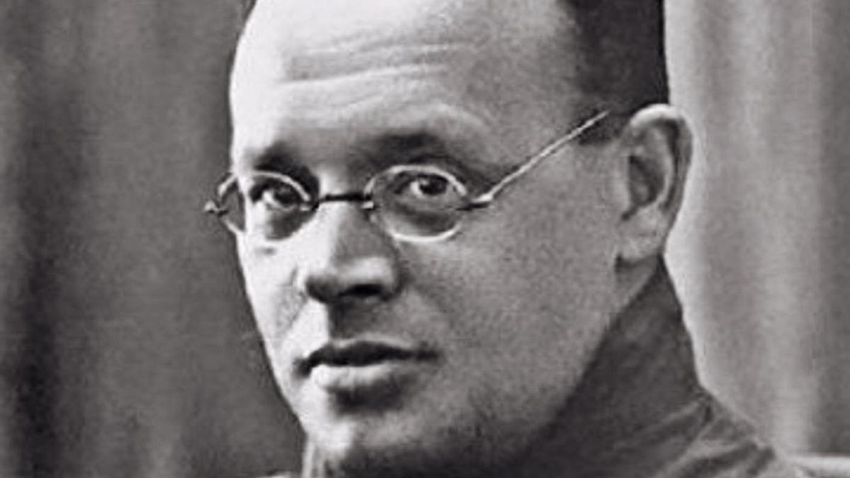Isaak Bábel.   LA OPINION