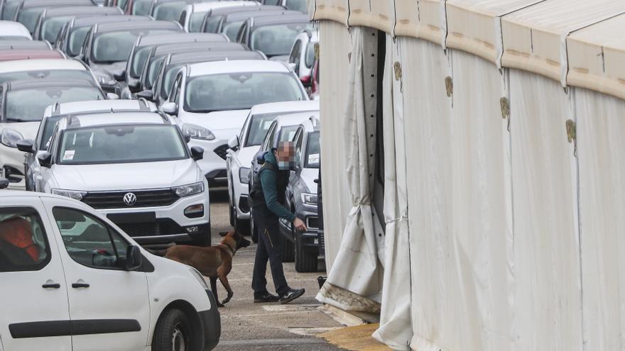 Declaran irrelevantes los restos del coche del posible asesino de Marta Calvo