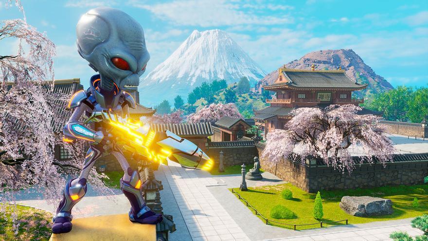 Confirmada una revisión del clásico Destroy All Humans! 2 para PS5, Xbox Series y PC