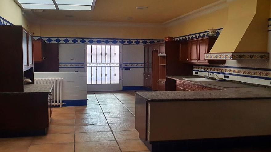 La casa okupa de la calle Major de Vila-real, tasada en más de 600.000 euros