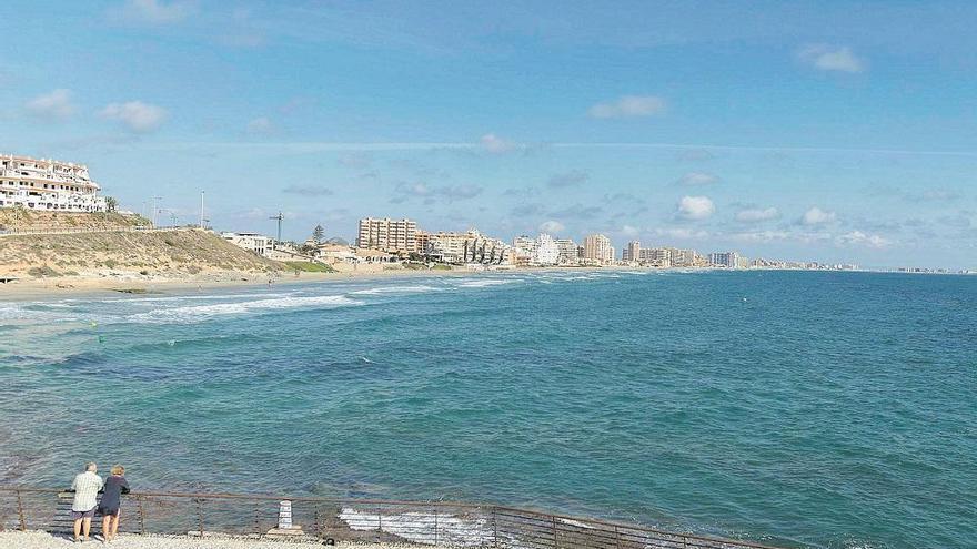 Las playas y dunas de La Manga, vulnerables al cambio climático