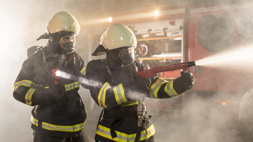 ¿Sueñas con ser bombero? Este es el mejor momento para opositar en la Comunidad Valenciana