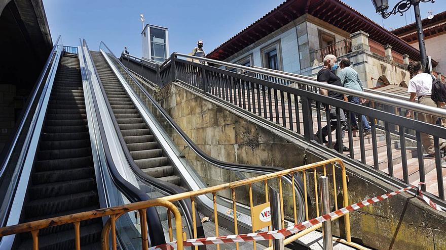 La Losa estrenará un segundo ascensor y renovará sus viejas escaleras mecánicas