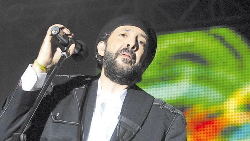 Juan Luis Guerra actuará gratis el 9 de marzo en el Carnaval de Santa Cruz de Tenerife