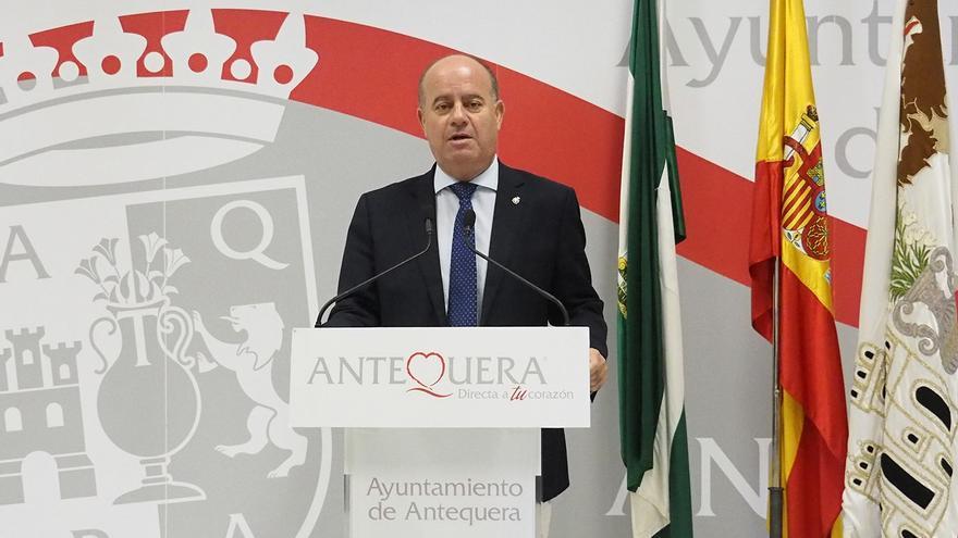 El alcalde de Antequera anuncia que pedirá ayudas por los daños de la granizada