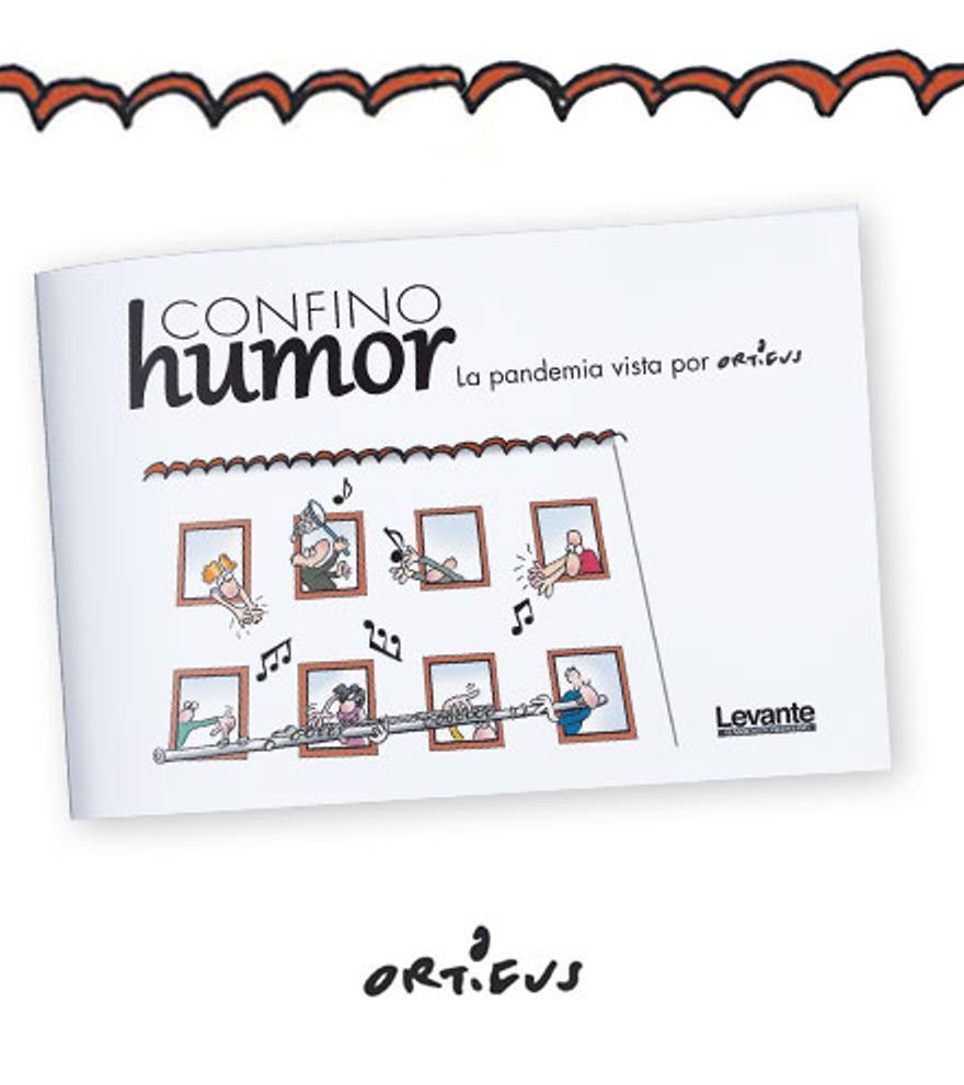 """Ortifus le planta cara al confinamiento con """"Confino humor"""""""