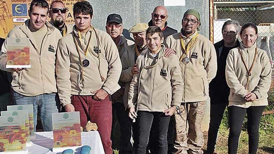 Mallorca y UE Menorca ganan la Lliga Balear de tir de fona
