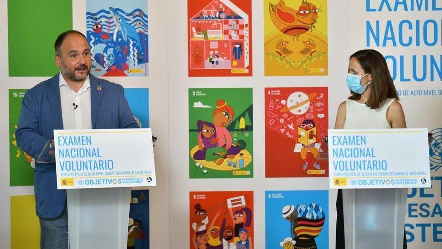 La agenda 'verde' de Canarias llega a la ONU