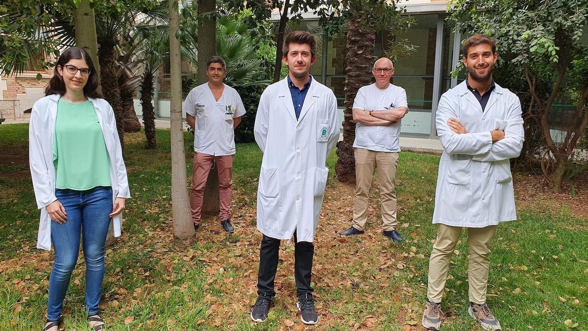 Investigadores del Hospital Provincial y la CEU UCH